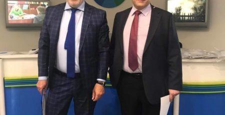 Владимир Постанюк на ТРК Мир