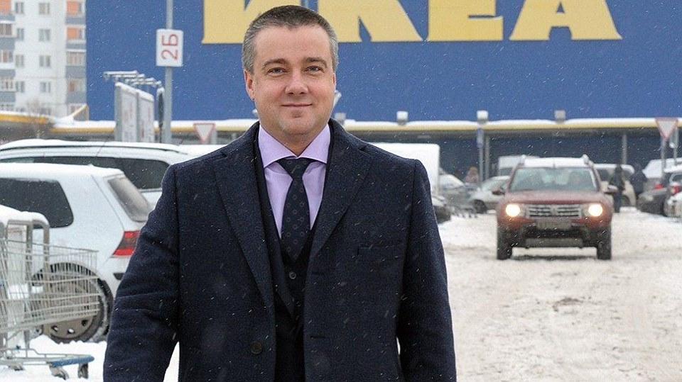 Пономарев К. Икеа
